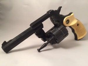 Rohm 24 22LR Handgun RG24 Open